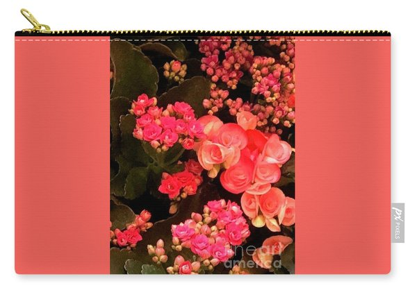 Flowers At Wynn Carry-all Pouch