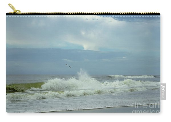 Fly Above The Surf Carry-all Pouch