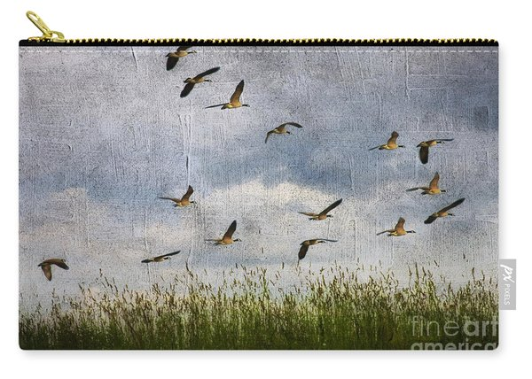 Flying Together Carry-all Pouch