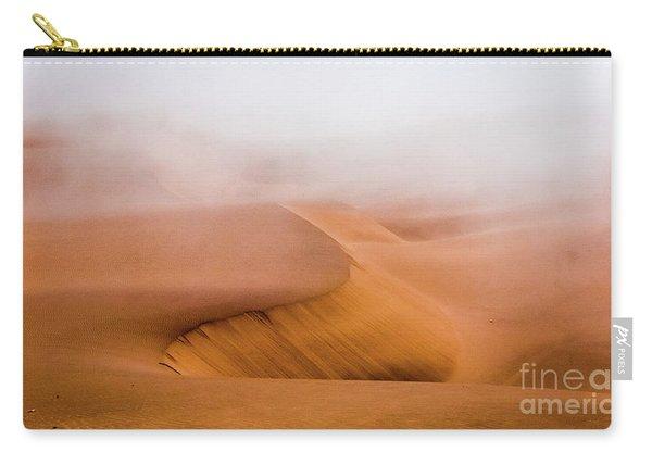 Foggy Namib Desert Carry-all Pouch