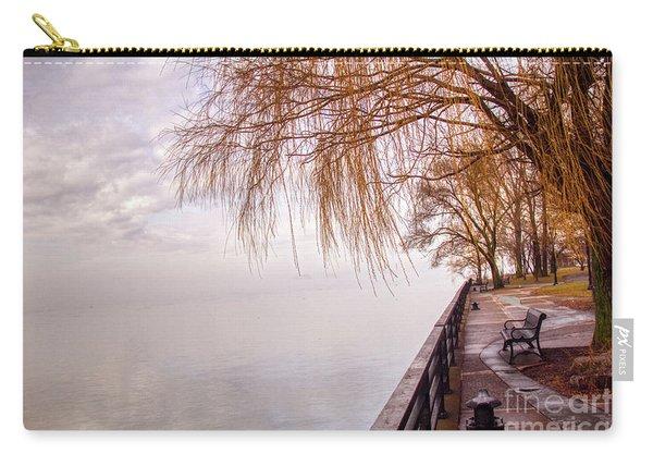 Foggy Niagara Carry-all Pouch