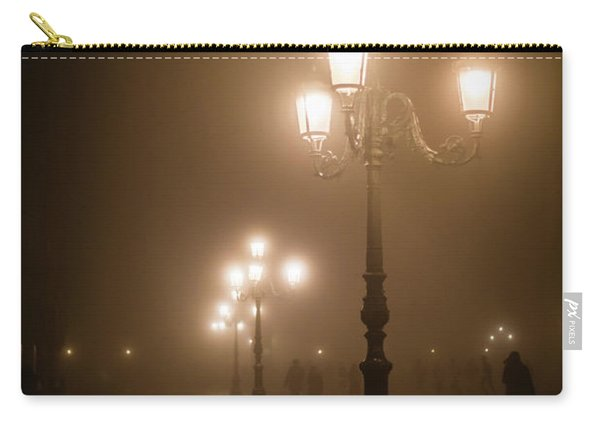 Foggy Piazza San Marco, Venice Carry-all Pouch