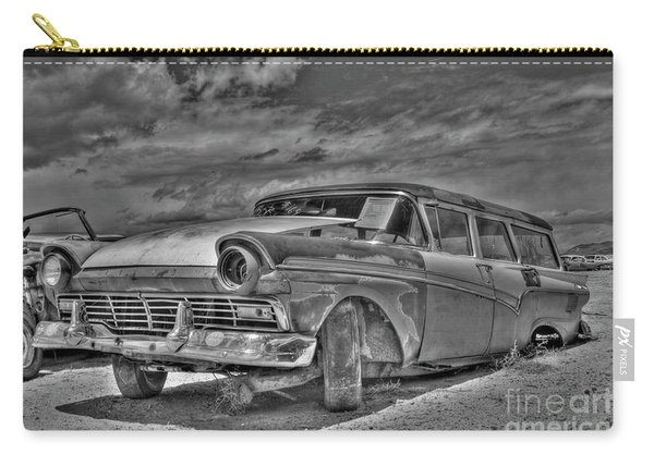 Ford Country Squire Wagon - Bw Carry-all Pouch