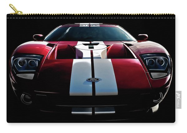 Ford Gt Carry-all Pouch