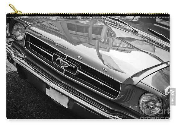 Ford Mustang Vintage 2 Carry-all Pouch
