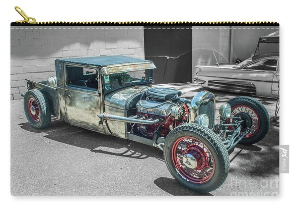 Ford Rat Rod Carry-all Pouch