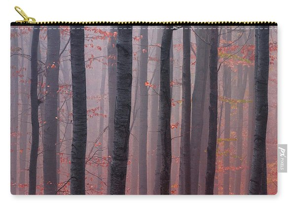 Forest Barcode Carry-all Pouch
