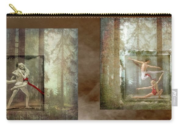 Forest Dancers Carry-all Pouch