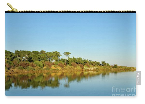 Forests Mirror Carry-all Pouch