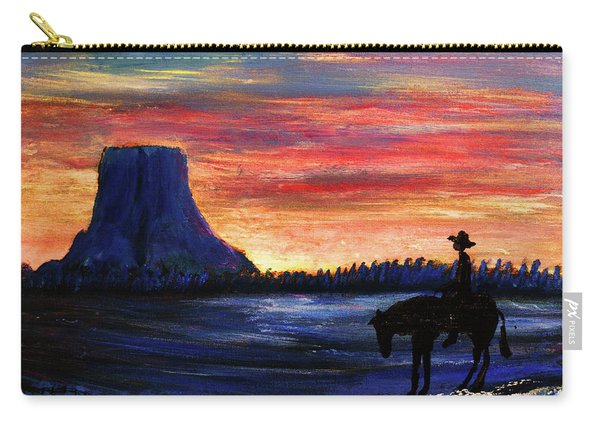 Forever West Carry-all Pouch