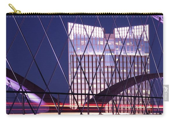 Fort Worth West Seventh Street Bridge V2 021419 Carry-all Pouch