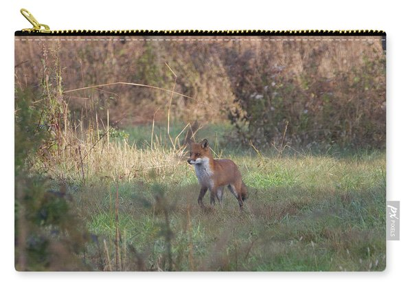 Fox On Prowl Carry-all Pouch