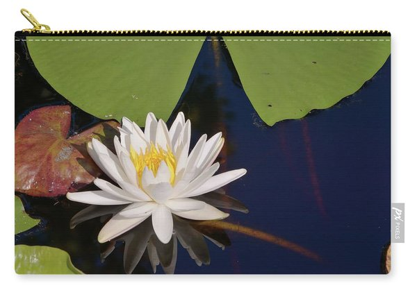 Fragrant Water Lily Carry-all Pouch