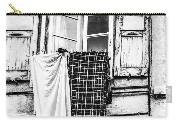 Franch Laundry Carry-all Pouch