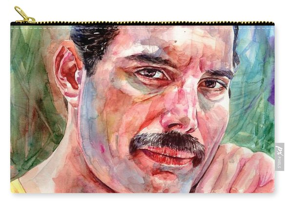Freddie - The Thinker Carry-all Pouch