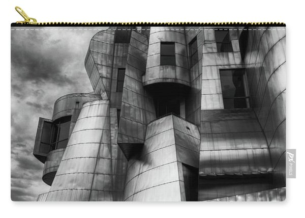 Frederick R Weisman Art Museum Frank Gehry University Of Minnesota Carry-all Pouch