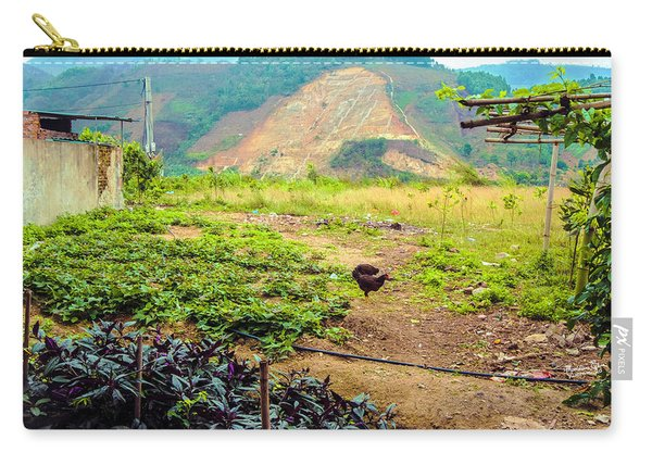 Free Range In Sapa, Vietnam Carry-all Pouch
