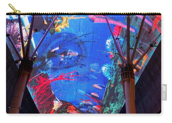 Fremont Street Experience 10 Carry-all Pouch