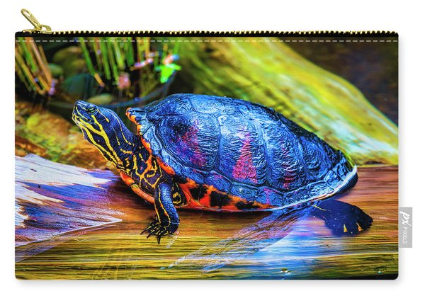 Freshwater Aquatic Turtle Carry-all Pouch
