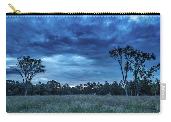 Friendship Blue Hour Sunrise Carry-all Pouch
