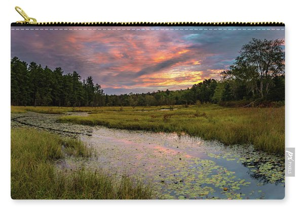 Friendship Panorama  Sunrise Landscape Carry-all Pouch