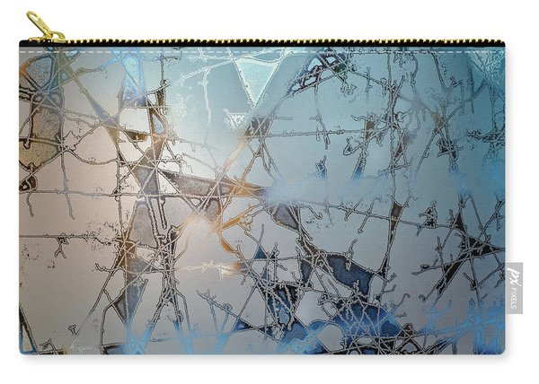 Frozen City Of Ice Carry-all Pouch