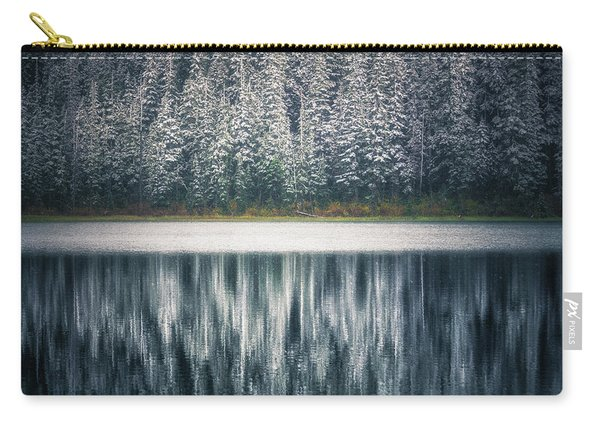 Frozen Joffre Lake 2  Carry-all Pouch