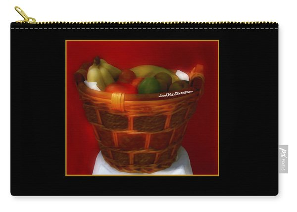 Fruit  Art 36 Carry-all Pouch