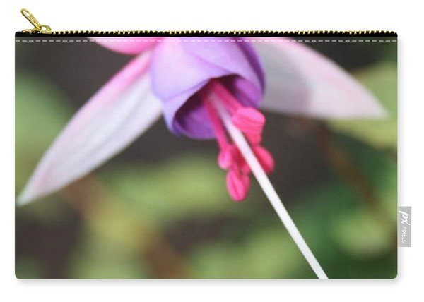 Fuchsia Showing Off In All Its Glory Carry-all Pouch