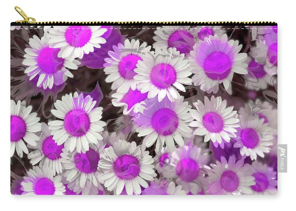 Fuscia Girls Carry-all Pouch