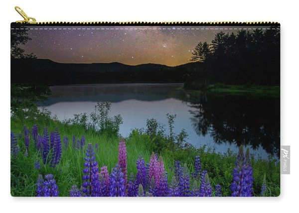 Galactic Lupines Carry-all Pouch
