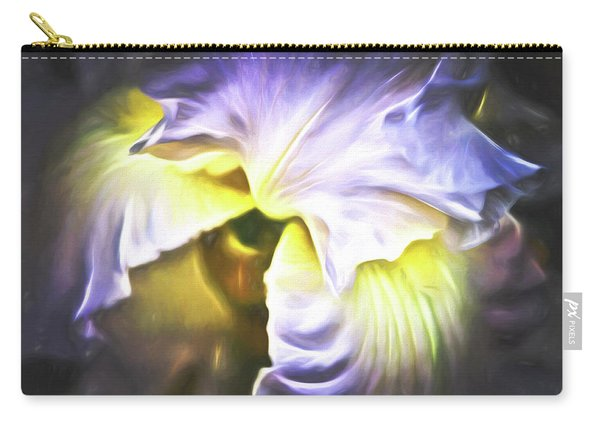 Garden At Midnight Carry-all Pouch