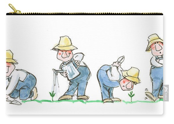 Garden Guy Planting Carry-all Pouch