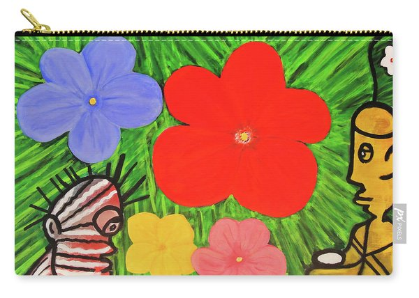 Garden Of Life Carry-all Pouch