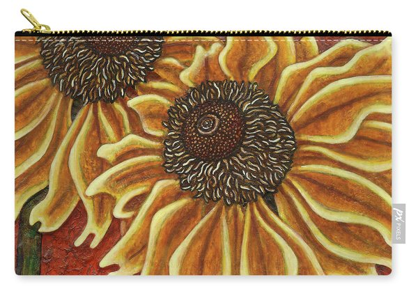 Garden Room 38 Carry-all Pouch