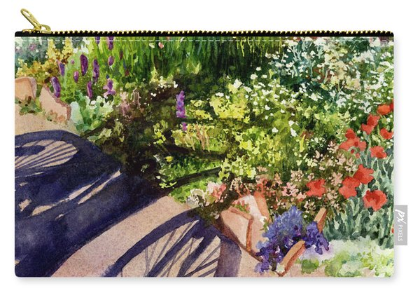 Garden Shadows II Carry-all Pouch