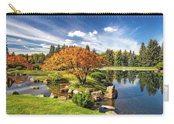 Garden Splendour Carry-all Pouch