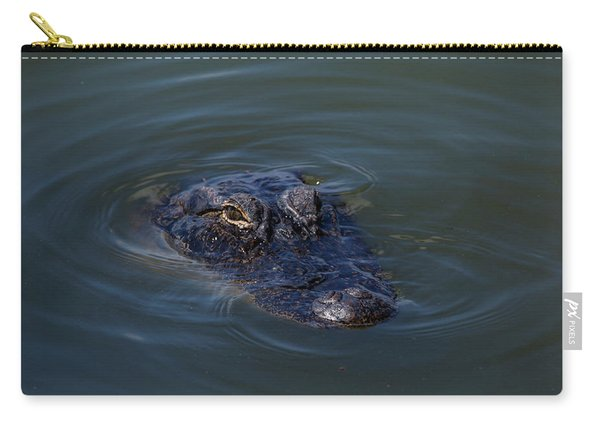 Gator Stare Carry-all Pouch