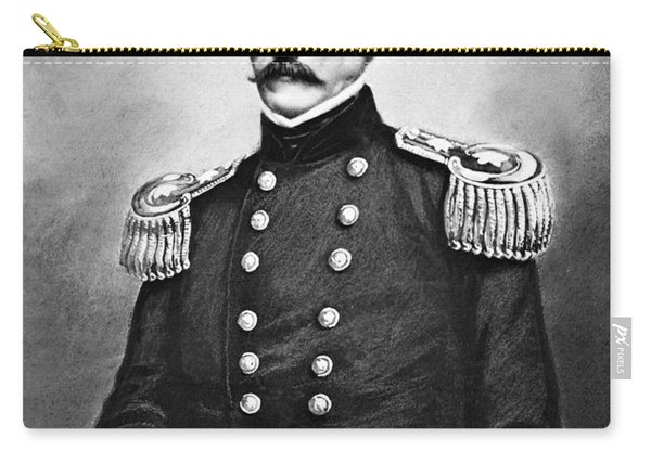 General Albert Sidney Johnston Portrait Carry-all Pouch