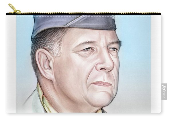 General Chuck Horner - Color Carry-all Pouch