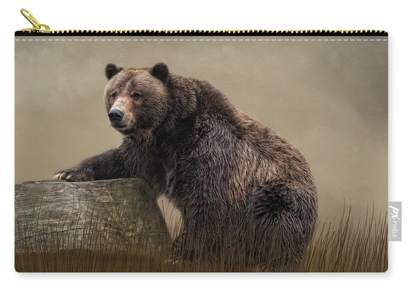 Gentle Ben Carry-all Pouch