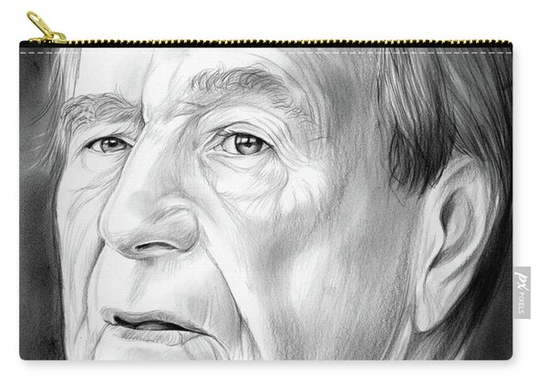 George Hw Bush 1924 - 2018 Carry-all Pouch