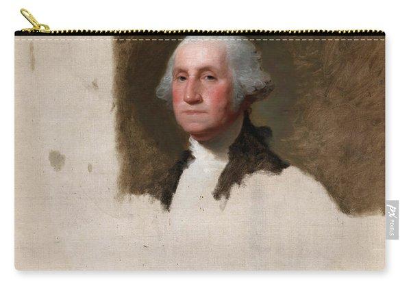George Washington, The Athenaeum Portrait, 1796 Carry-all Pouch
