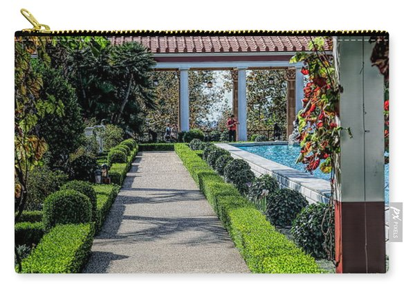 Getty Villa Pathway California  Carry-all Pouch