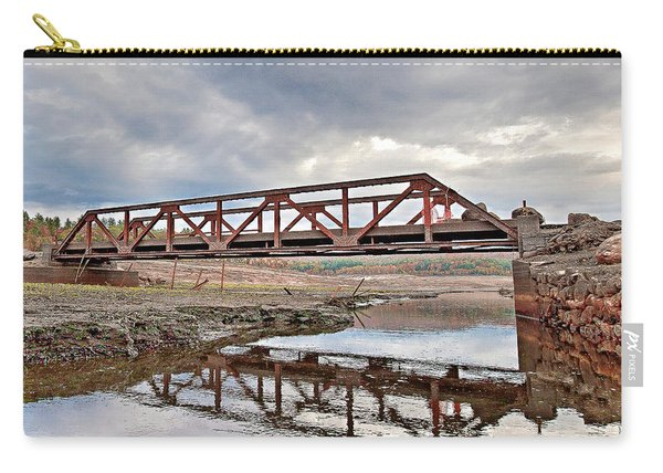 Ghost Bridge - Colebrook Reservoir Carry-all Pouch