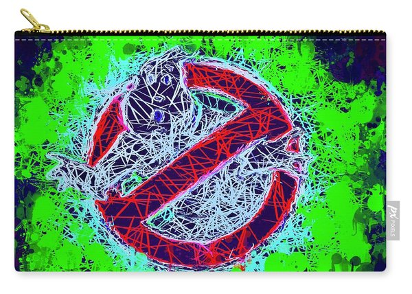Ghostbusters Logo Carry-all Pouch