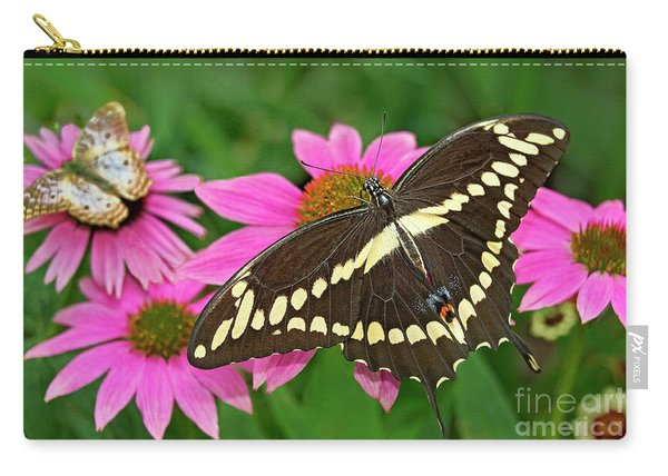 Giant Swallowtail Papilo Cresphontes Carry-all Pouch