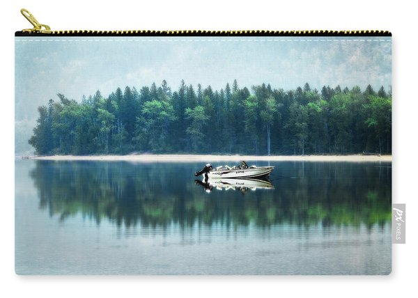 Glacier National Park Lake Reflections Carry-all Pouch