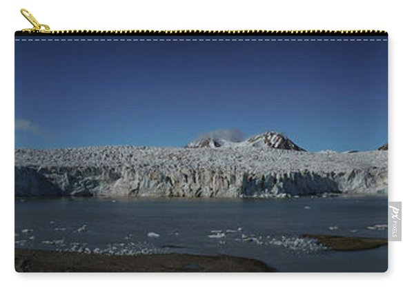 Glacier Svalbard Carry-all Pouch
