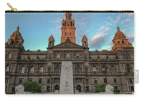 Glasgow Cenotaph Carry-all Pouch